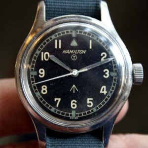 1967 Hamilton Mark XI RAF Pilots Watch
