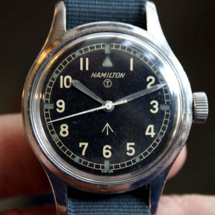 1967 Hamilton Mark XI RAF Pilots Watch