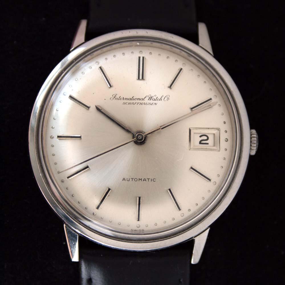 1960 39 s international watch co schaffhausen automatic. Black Bedroom Furniture Sets. Home Design Ideas