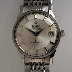 1960s Automatic Constellation Chronometer Officially Certified Cal. 561 with Original Finish Pie-Pan Dial