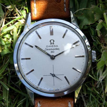 1962 Seamaster 30 New Old Stock Unsued Condition Watch