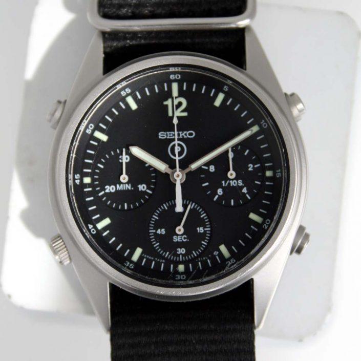 1988 Generation 1 British Military RAF Pilot's Chronograph