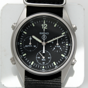 1988 Generation 1 British Military RAF Pilot's Chronograph