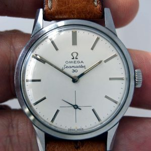 New Old Stock Omega Seamaster 30