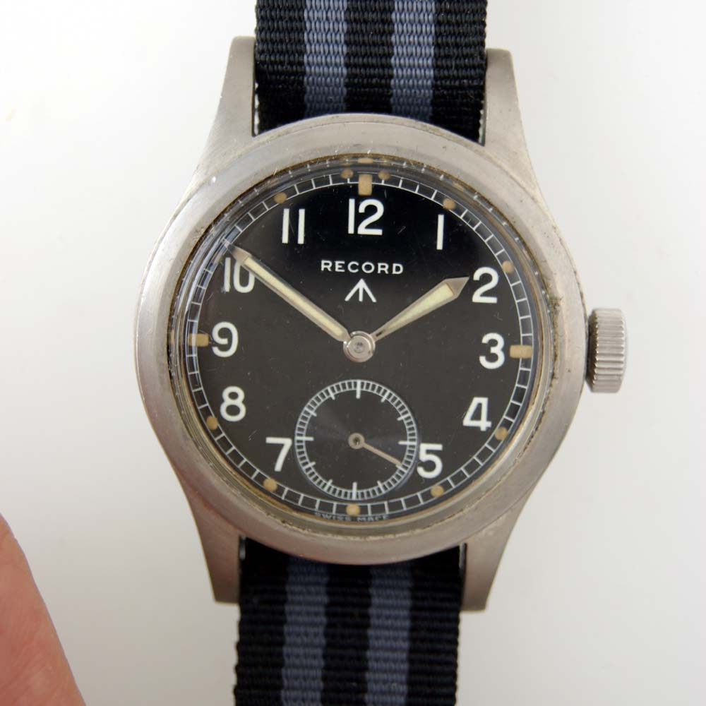 CWC G10 British Military Issue Watch Cabot Watch Company