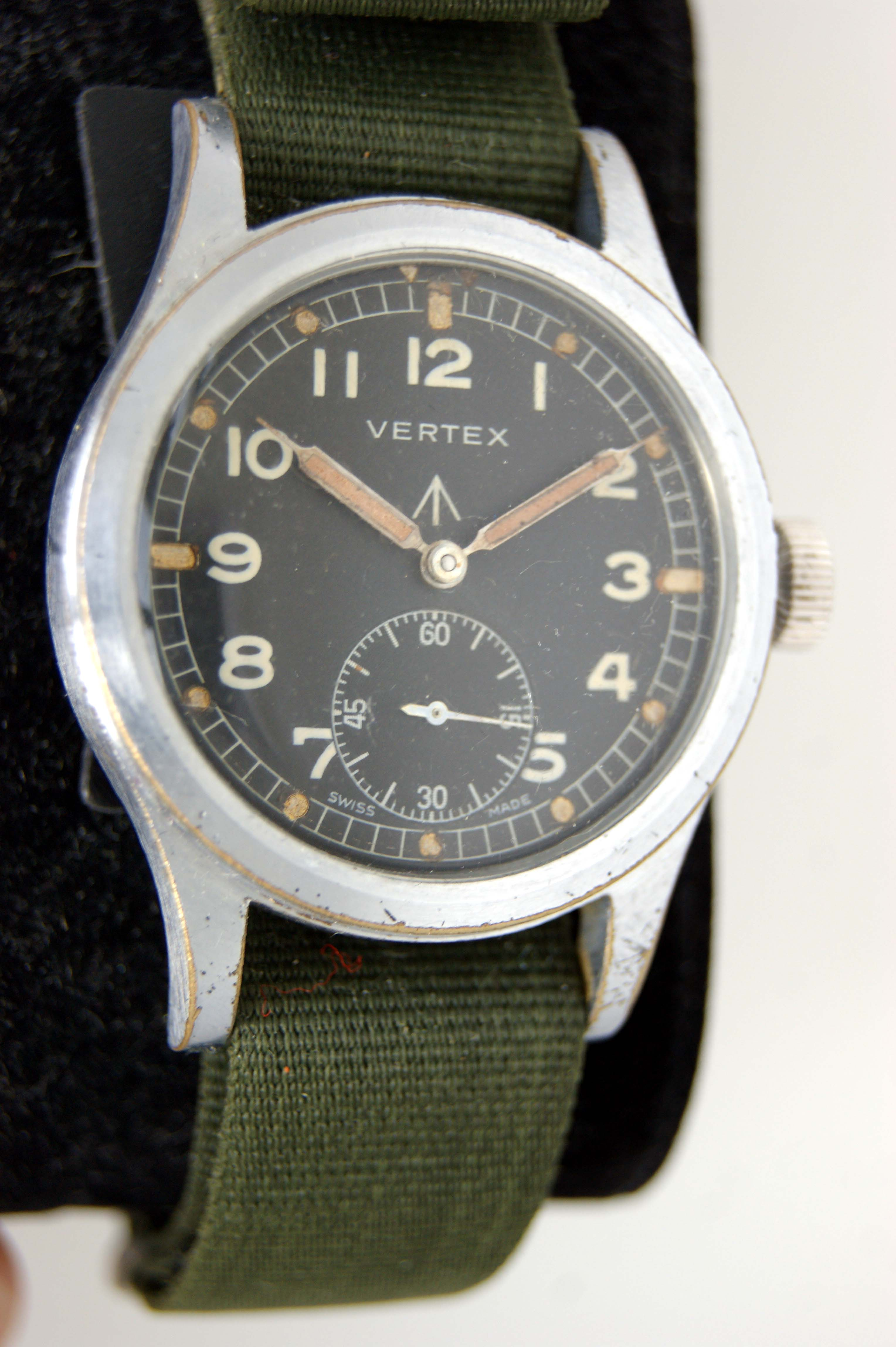 military grana hidden gems watches watch portfolio german vintage army shop