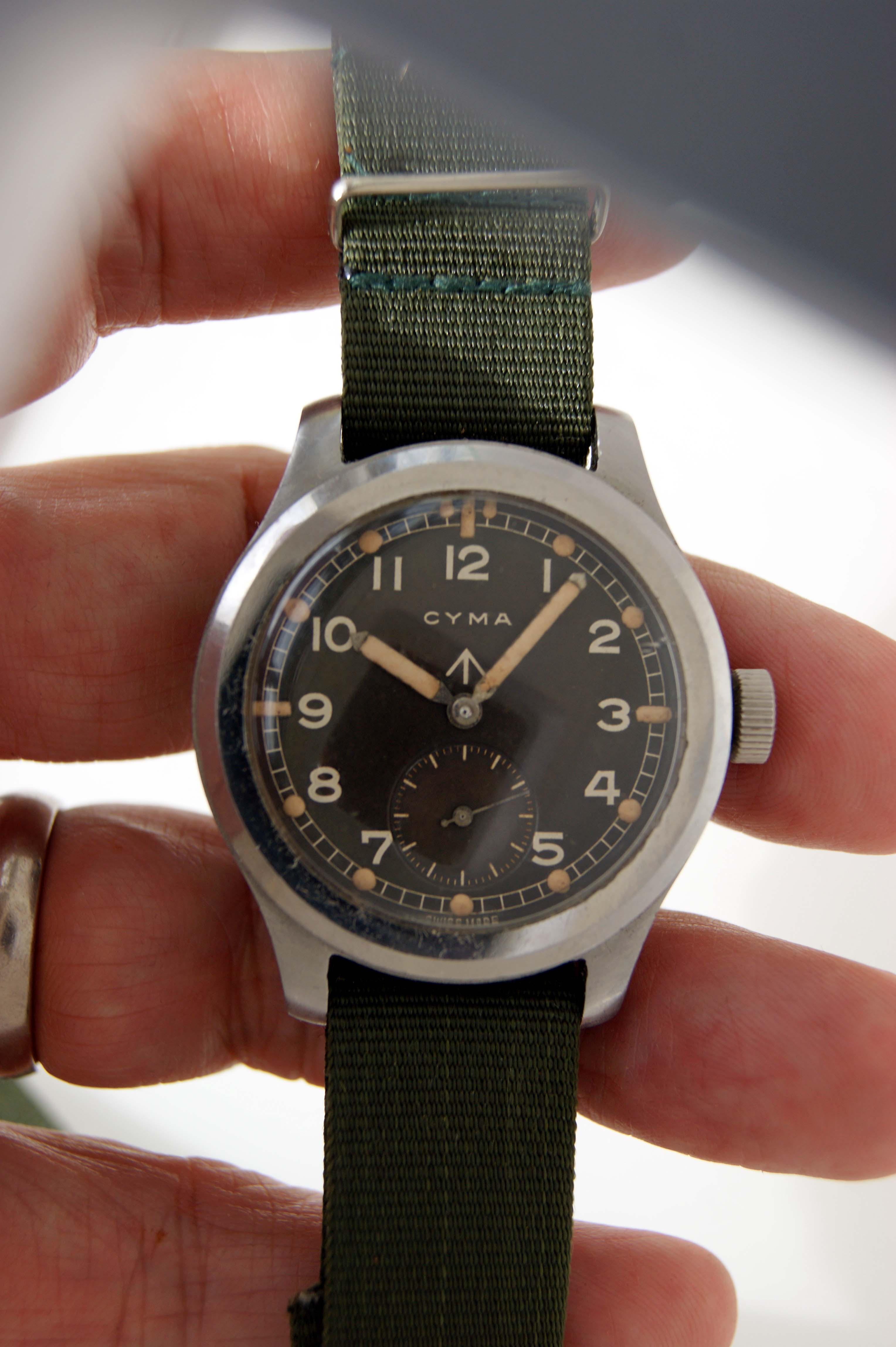 Amazon.com: Military Issue Watches