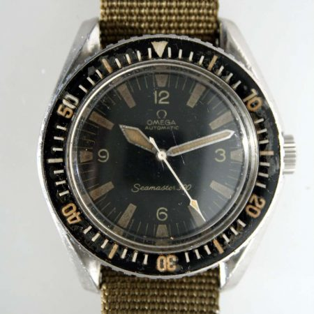 1966 Omega Automatic Seamaster 300 All Original and Unpolished (3)