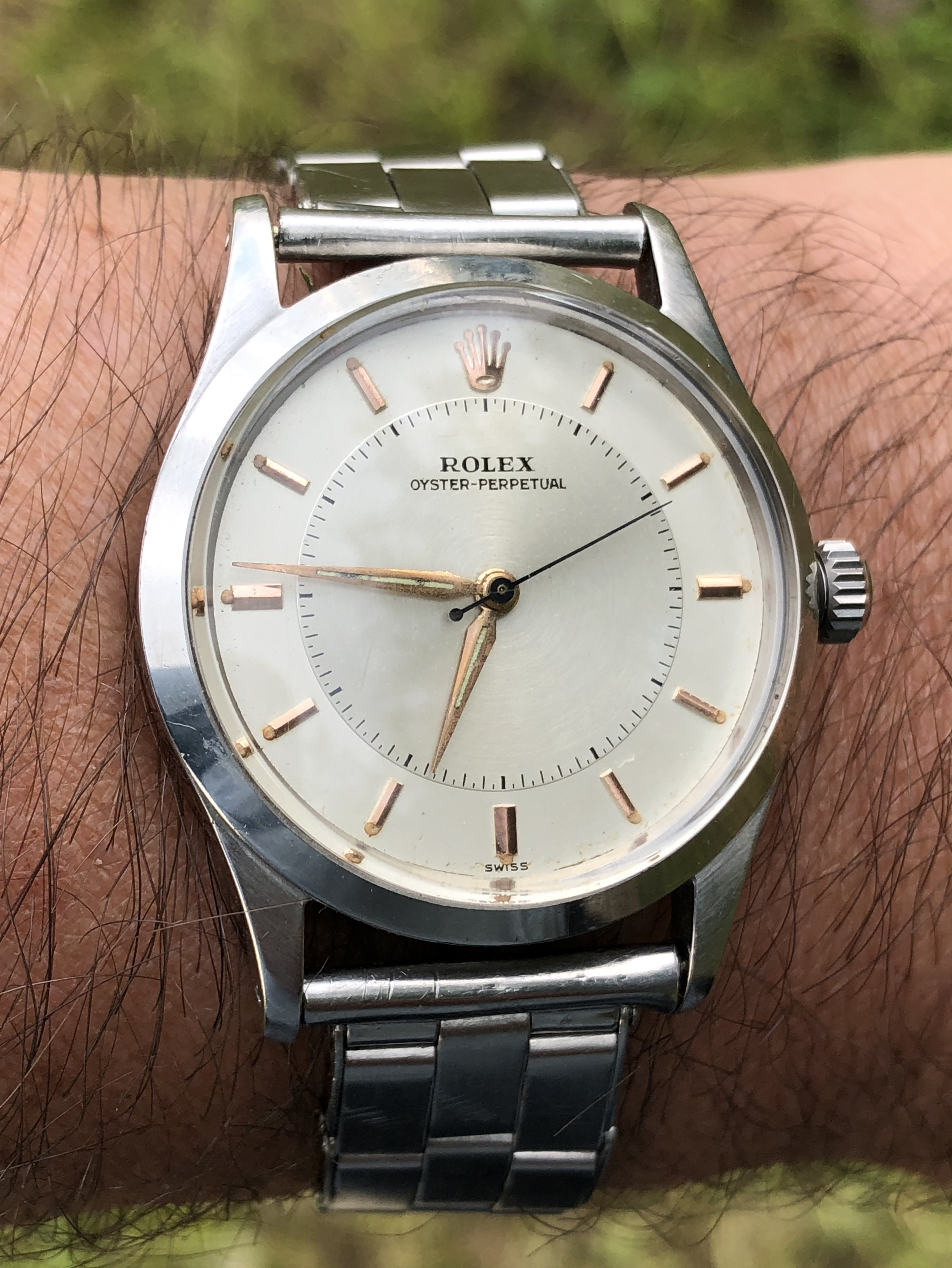 1957 Rolex Oyster Perpetual Deep Sea Reference 6532