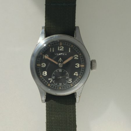 WWW Vertex British Military Watch
