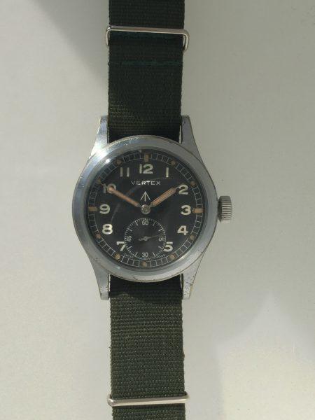 WWW Vertex British Military Watch