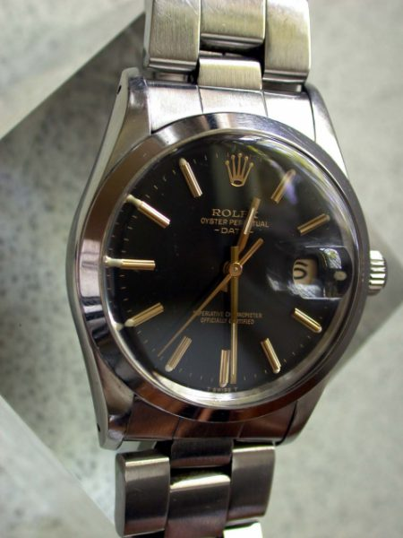 1982 Rolex Oyster Perpetual Date Chronometer