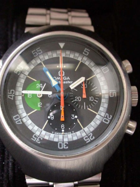 Flightmaster Rare Ref. ST145.013 1969 First Generation Flightmaster Cal. 910 Exceptional Example