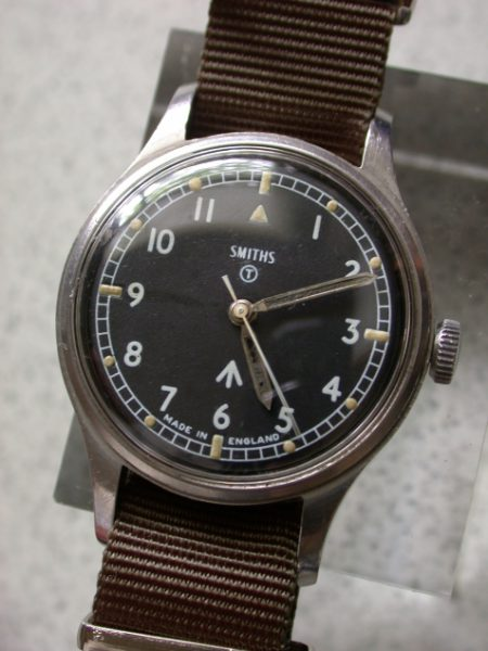 Smiths W10 British Military Issue