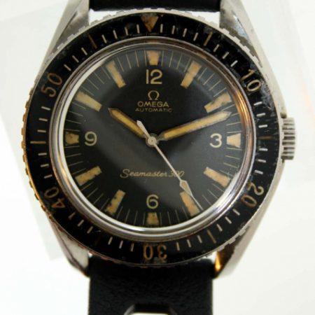 Vintage 1963 Automatic Seamaster 300 Diver's Watch Ref 165.024-63 All Original Case