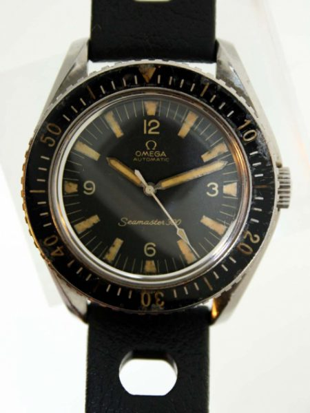 Vintage 1963 Automatic Seamaster 300 Diver's Watch Ref 165.024-63 All Original Case